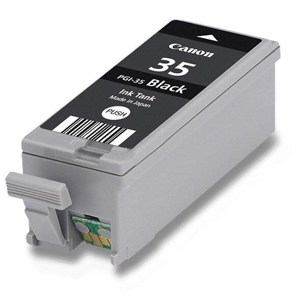 Cartridge Canon PGI-35 pro inkoustové tiskárny black (černá)