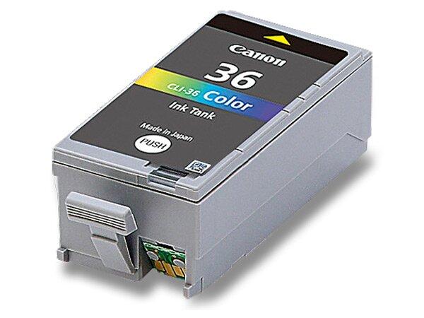 Cartridge Canon CLI-36 pro inkoustové tiskárny color (barevná)