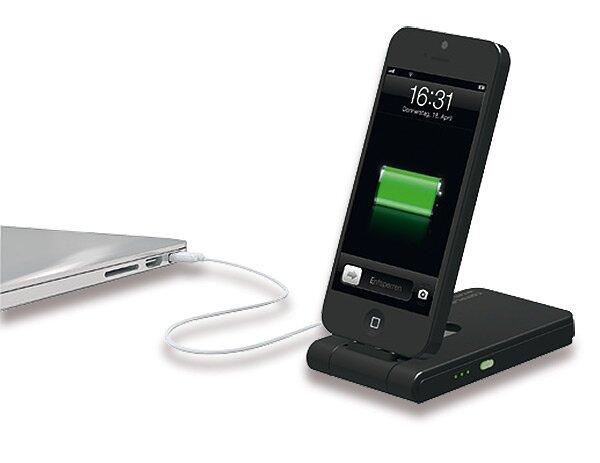 Nabíječka 3 v 1 pro iPhone 5 Leitz Complete