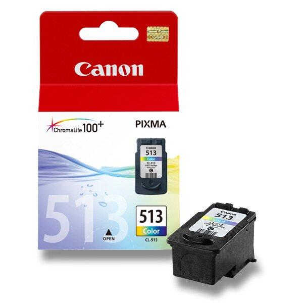 Cartridge Canon CL513 pro inkoustové tiskárny color (barevná)