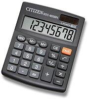 Stolní kalkulátor Citizen SDC-805BN