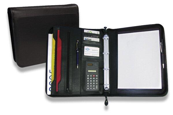 Portfolio s kalkulátorem rozměr 285 x 360 x 55 mm