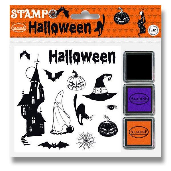 Razítka Aladine Stampo Halloween