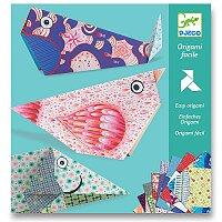 Origami skládačka Djeco - Velká zvířátka