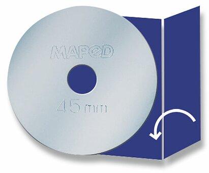 Obrázek produktu Břity Maped Multi Cut - 2 ks nožů, naříznutí