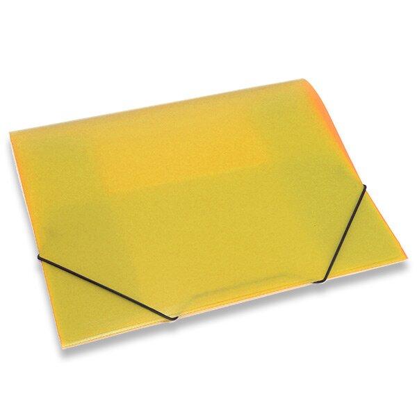Spisové desky Foldermate žluté