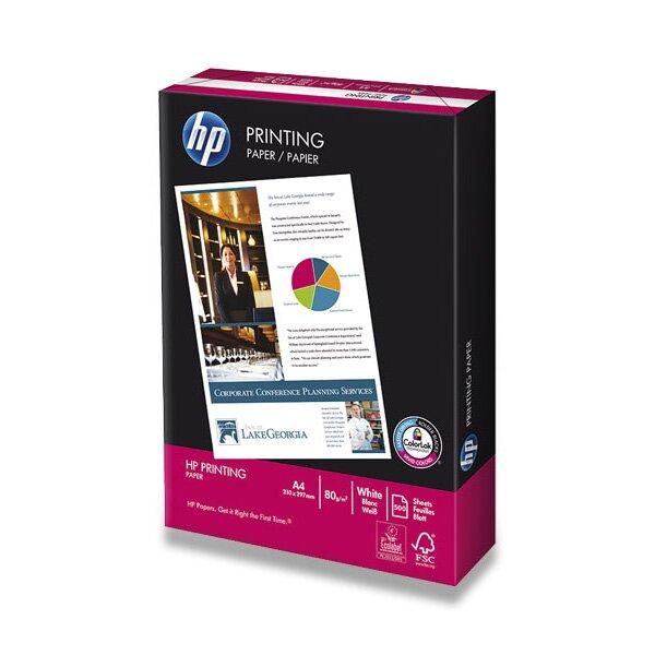 Kancelářský papír HP Printing Paper A4, 5 x 500 listů