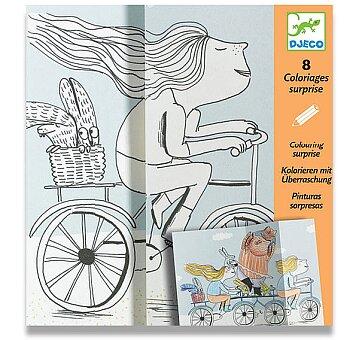 Obrázek produktu Vyskakovací obrázky Djeco - Slečna Plus