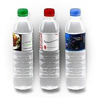 Minerální vody s logem vaší firmy