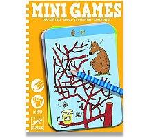Mini hra Djeco - Bludiště