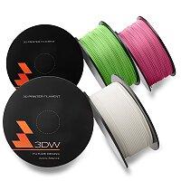 3DW struna PLA pro 3D tiskárny