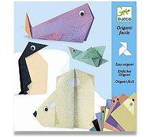 Origami skládačka Djeco - Polární zvířata