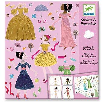 Obrázek produktu Samolepkový set Djeco - Elegance