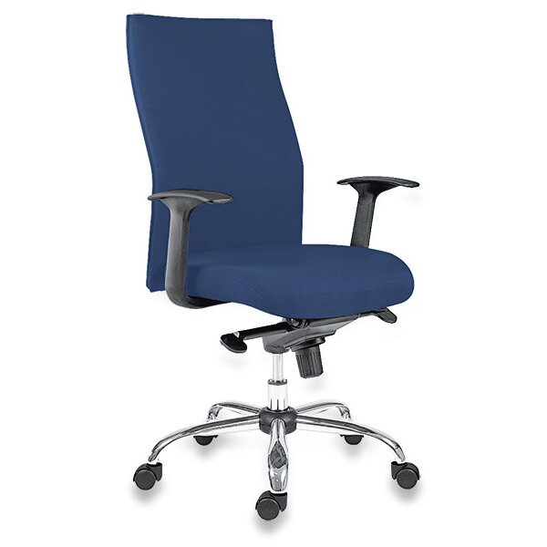 Kancelářská židle Antares Texas modrá