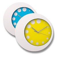 Jenny - nástěnné hodiny, výběr barev