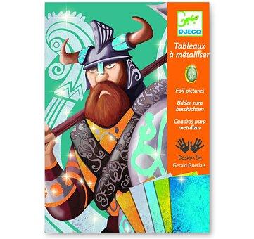 Obrázek produktu Kreativní sada Djeco - Vikingové