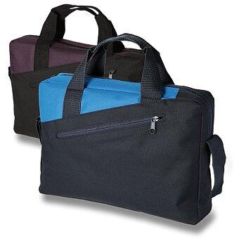 Obrázek produktu Portland - taška na dokumenty s popruhem, výběr barev