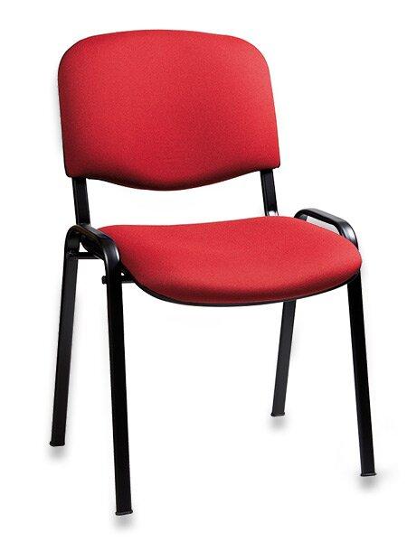 Jednací kancelářská židle Antares Taurus červená