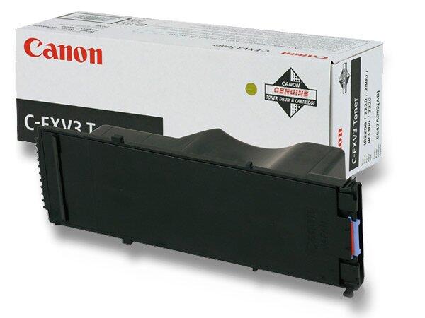Toner Canon C-EXV 3 pro kopírovací stroje black (černý)