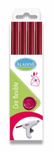 Pečetní vosk Aladine - výběr barev purpurový