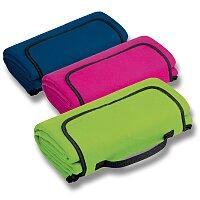 Cestoní deka se zipem, výběr barev