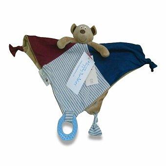 Obrázek produktu Hračka Mamas & Papas - Medvídek s dečkou na mazlení