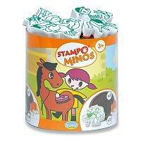 Razítka Aladine Stampo Minos - Koňská farma
