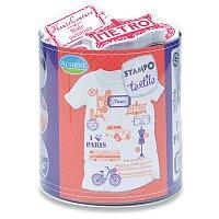 Razítka Stampo Textile - Paříž