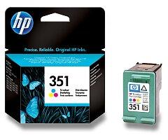 Cartridge HP CB337EE - color č. 351 (barevná) pro inkoustové tiskárny