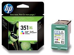 Cartridge HP CB338EE - color č. 351 XL (barevná) pro inkoustové tiskárny
