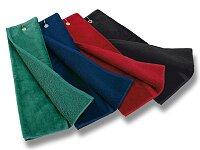 Towel - golfový ručník, výběr barev