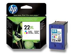 Cartridge HP C9352CE  č. 22 XL pro inkoustové tiskárny