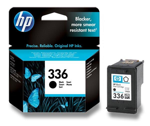 Cartridge HP C9362EE č. 336 pro inkoustové tiskárny black (černý)