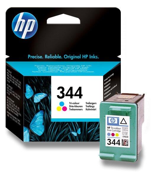 Cartridge HP C9363EE č. 344 pro inkoustové tiskárny color (barevná)