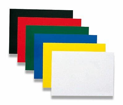 Obrázek produktu Zadní strana pro kroužkový vazač - zadní strana - matná bílá