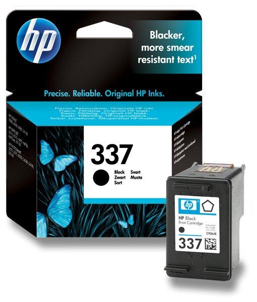 Cartridge HP C9364EE č. 337 pro inkoustové tiskárny black (černý)