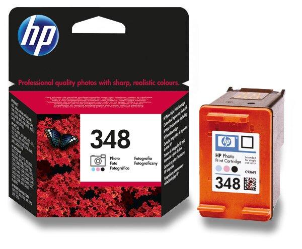 Cartridge HP C9369EE č. 348 pro inkoustové tiskárny color (barevná)