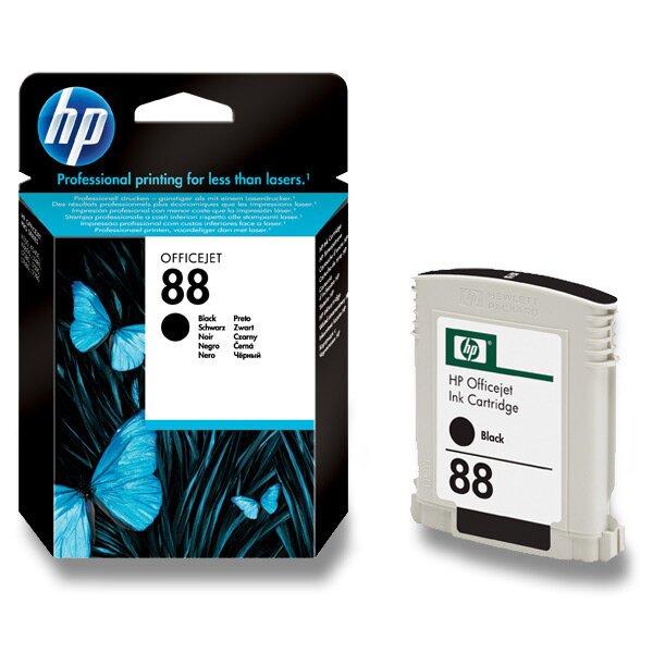 Cartridge HP C9385AE č. 88 pro inkoustové tiskárny black (černý)