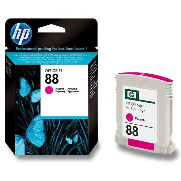 Cartridge HP C9387AE č. 88 pro inkoustové tiskárny magenta (červená)