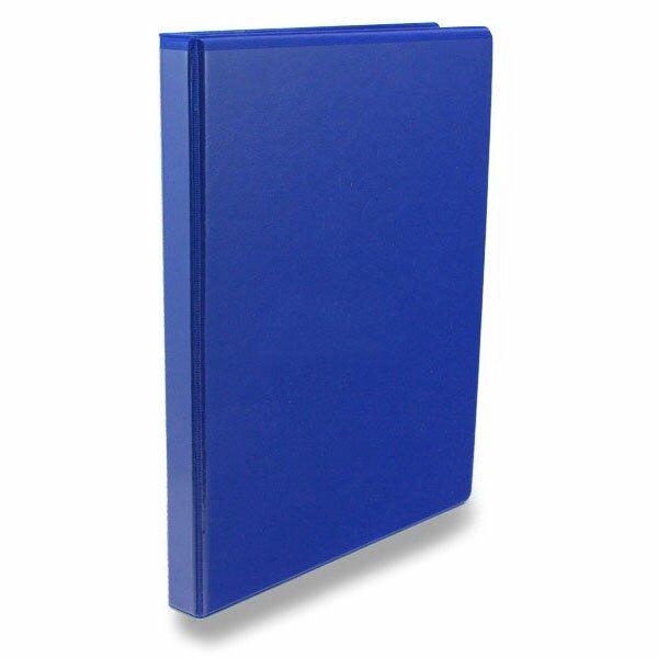 4-kroužkový pořadač Esselte modrý
