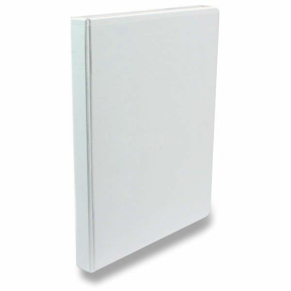 4-kroužkový pořadač Esselte bílý
