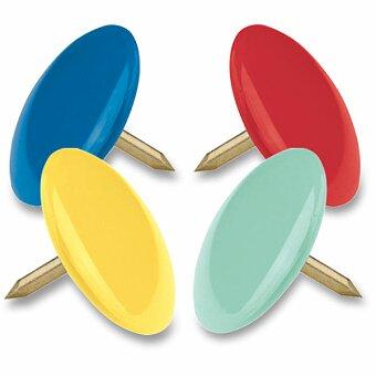 Obrázek produktu Připínáčky Maped barevné - 100 ks