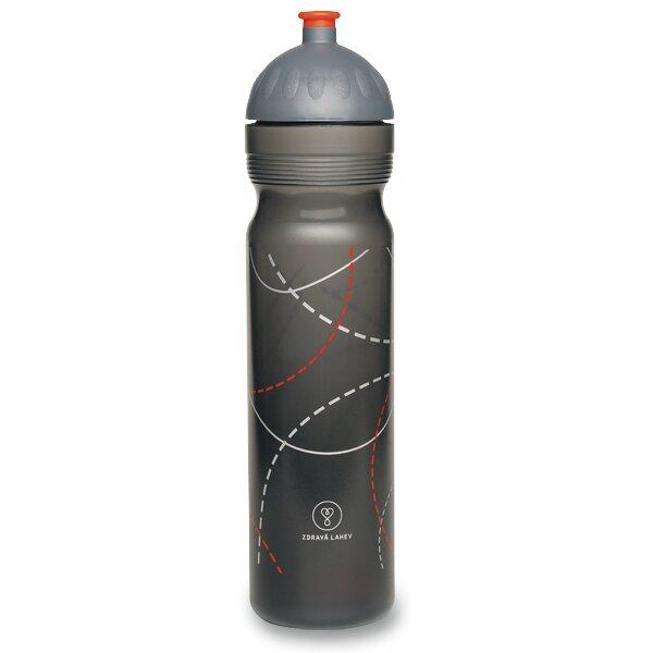 Zdravá lahev 1,0 l Logo