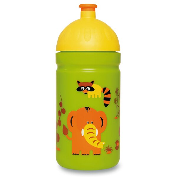 Zdravá lahev 0,5 l Zvířátka