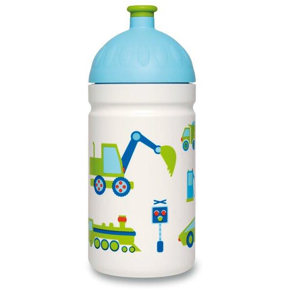 Zdravá lahev 0,5 l Autíčka