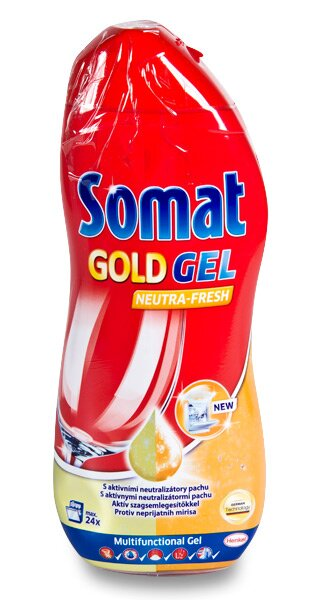 Gel do myček nádobí Somat Multi-Perfect Gel 24 dávek