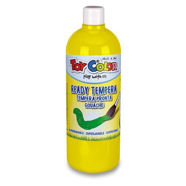 Temperová barva Ready Tempera - 1000 ml žlutá
