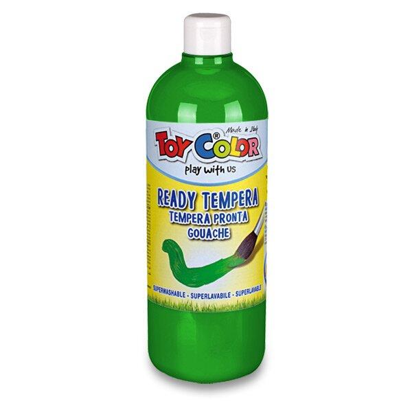 Temperová barva Ready Tempera - 1000 ml zelená