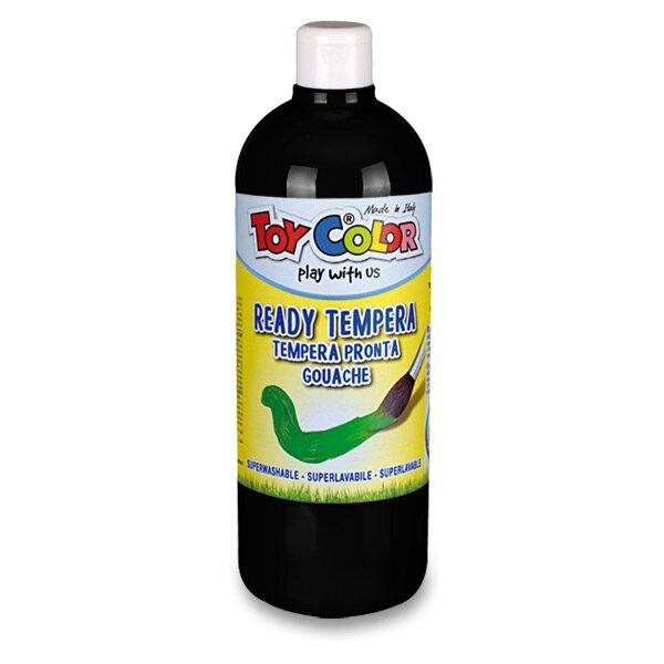 Temperová barva Ready Tempera - 1000 ml černá