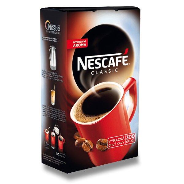 Rozpustná pražená káva Nescafé Classic 500 g